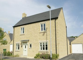 Thumbnail 4 bed detached house to rent in Fedden Road, Moreton-In-Marsh