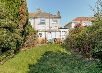 Thumbnail 3 bedroom semi-detached house for sale in Crow Lane, Romford, London