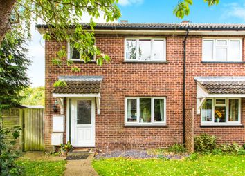 Thumbnail 3 bed end terrace house for sale in High Street, Offord Cluny, St. Neots