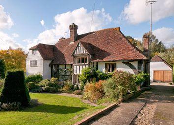 Thumbnail 4 bed semi-detached house for sale in Grovehurst Lane, Horsmonden, Tonbridge