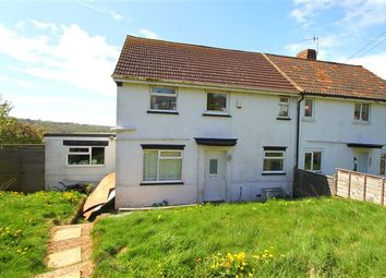 Thumbnail 3 bed semi-detached house for sale in Norwich Drive, Brighton, East Sussex