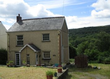 Thumbnail 3 bed detached house for sale in School Road, Abercrave, Swansea.
