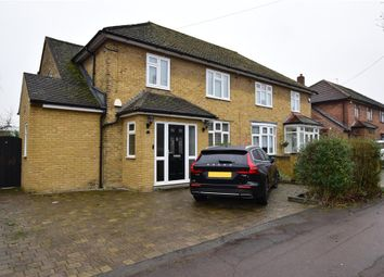 Thumbnail 3 bed semi-detached house for sale in Manford Way, Chigwell, Essex