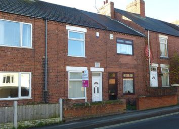 Thumbnail 3 bed property to rent in Welbeck Street, Whitwell, Worksop