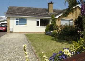 Thumbnail 2 bed bungalow to rent in Heathfield Close, North Petherton, Bridgwater