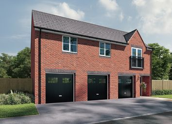 "Thumbnail 2 bed property for sale in ""The Ashbee "" at Station Approach, Westbury"
