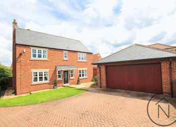 Thumbnail 4 bed detached house for sale in Annigate Close, Wynyard, Billingham