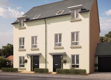 "4 bed semi-detached house for sale in ""The Wellington"" at ""The Wellington"" At Swallow Field, Roundswell, Barnstaple EX31"