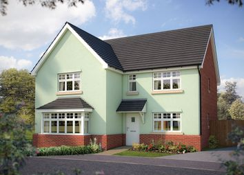 "Thumbnail 5 bed detached house for sale in ""The Arundel"" at Pixie Walk, Ottery St. Mary"