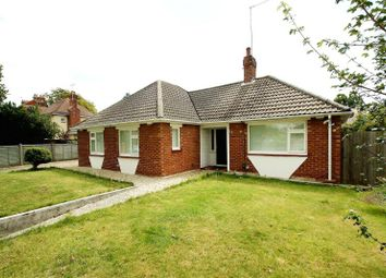 Thumbnail 3 bed detached bungalow for sale in Rugby Road, Worthing, West Sussex