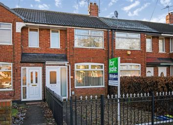 Thumbnail 2 bed terraced house for sale in Spring Bank West, Hull