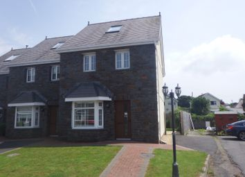 Thumbnail 3 bed semi-detached house for sale in 5 Ashley Court, Pencaerfenni, Crofty, Swansea