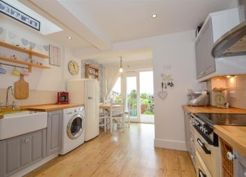 2 bed terraced house for sale in Rochester Road, Burham, Rochester ME1