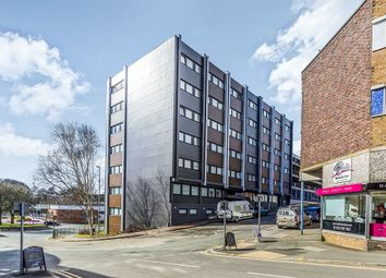Thumbnail 1 bed flat for sale in The Midway, Newcastle-Under-Lyme