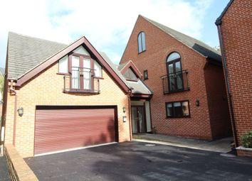 Thumbnail 5 bedroom detached house for sale in Middleton Avenue, Littleover, Derby