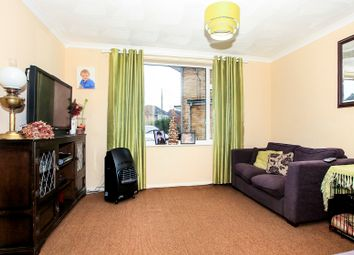 Thumbnail 3 bed semi-detached house for sale in Rycroft Avenue, Deeping St. James, Peterborough