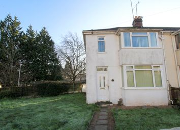 Thumbnail 3 bed end terrace house for sale in Sherwell Valley Road, Chelston, Torquay