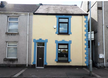 Thumbnail 3 bed terraced house to rent in Llangyfelach Road, Brynhyfryd Swansea