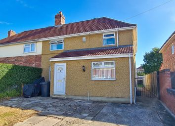 Thumbnail 5 bed semi-detached house for sale in Queensdale Crescent, Knowle, Bristol