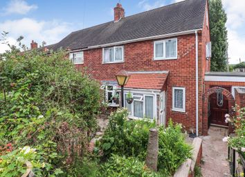 Pinewood Grove, Chesterton, Newcastle-Under-Lyme ST5. 3 bed semi-detached house