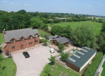 Thumbnail 5 bed detached house for sale in Birchwood House, Hough, Cheshire