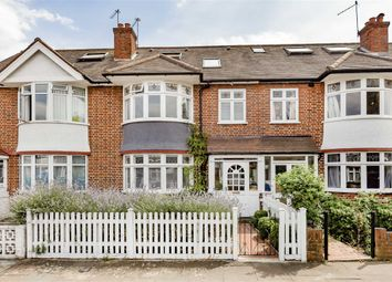 Thumbnail 4 bed terraced house for sale in Burnham Way, London