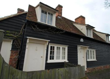 Thumbnail 1 bed cottage to rent in North Shoebury Road, Shoeburyness, Southend-On-Sea