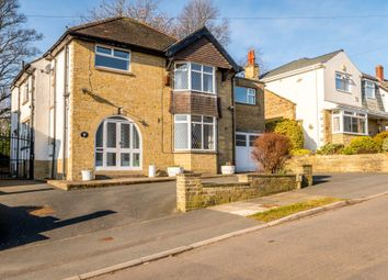 Thumbnail 5 bed detached house for sale in The Avenue, Hipperholme, Halifax