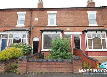 Thumbnail 2 bedroom terraced house for sale in Wood Lane, Harborne