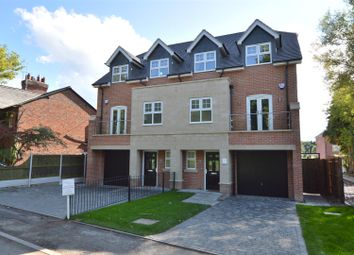 Thumbnail 4 bed semi-detached house for sale in Holloway Road, Duffield, Belper