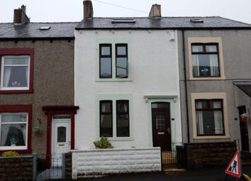 Thumbnail 3 bed terraced house for sale in 2 Irvings Terrace, Seaton Road, Broughton Moor, Cumbria