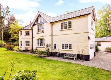 Thumbnail 4 bed detached house for sale in Ismays Road, Ightham, Sevenoaks, Kent