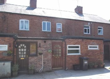 Thumbnail 2 bed terraced house to rent in 5 Bryn-Y-Castle, School Lane, Gobowen, Oswestry, Shropshire