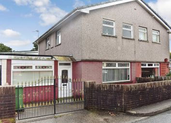 Thumbnail 3 bed semi-detached house for sale in Bro Deg, Pencoed, Bridgend .