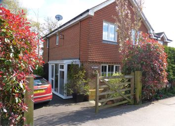 Thumbnail 3 bed semi-detached house for sale in Herne Road, Crowborough