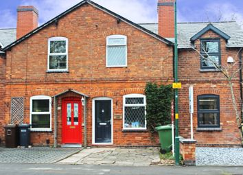 Thumbnail 2 bed cottage to rent in Grove Road, Solihull