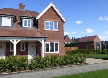 Thumbnail 4 bed property to rent in William Morris Way, Tadpole Garden Village, Swindon