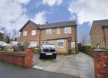 Thumbnail 3 bedroom semi-detached house for sale in Claypool Road, Horwich, Bolton