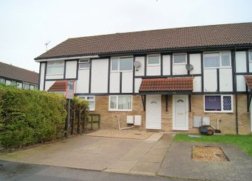Thumbnail 2 bed terraced house to rent in Garden Court, Brackla, Bridgend.
