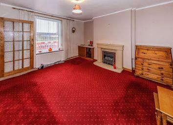 Thumbnail 3 bed terraced house for sale in Weardale Street, Spennymoor
