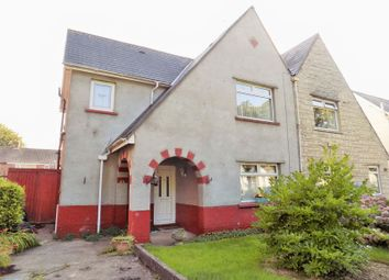 Thumbnail 3 bedroom semi-detached house for sale in Grand Avenue, Ely, Cardiff