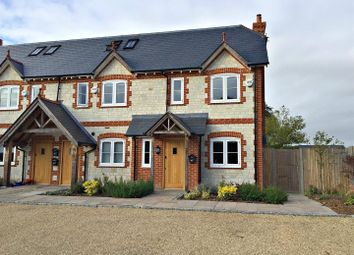 Thumbnail 3 bed detached house to rent in North Lane, Buriton, Petersfield