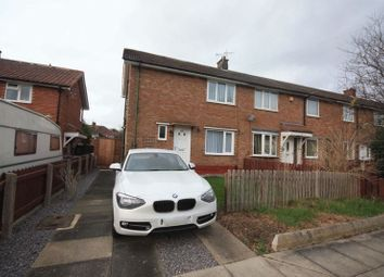 Thumbnail 2 bed semi-detached house to rent in Eden Crescent, Darlington