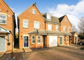 3 bed end terrace house for sale in Stratford Close, Aston Clinton, Aylesbury HP22