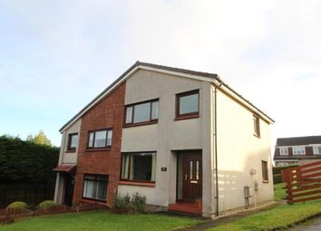Thumbnail 3 bed semi-detached house for sale in Yarrow Crescent, Bishopton, Renfrewshire