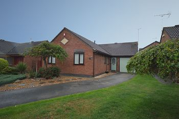Thumbnail 3 bed detached bungalow to rent in Portland Grove, Haslington