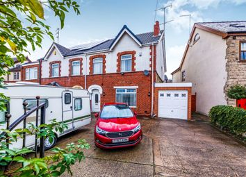 Thumbnail 3 bedroom semi-detached house for sale in Rotherham Road, Maltby, Rotherham