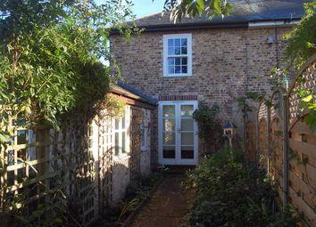 Thumbnail 2 bedroom semi-detached house for sale in The Street, Shottisham, Woodbridge