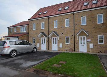 Thumbnail 3 bed terraced house to rent in Turnstone Drive, Scunthorpe