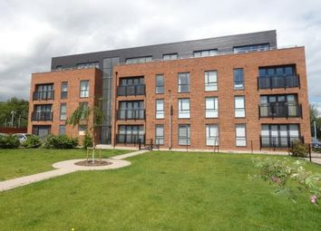 Thumbnail 2 bed flat for sale in Cambridge House, Somerset Close, Derby, Derbyshire
